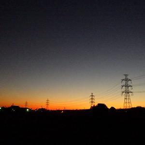 11月6日 の空と近況