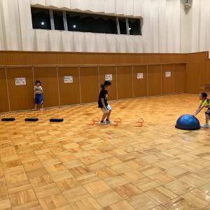 4/22JASSBAアスリート塾朝霞校月曜日クラス レポート
