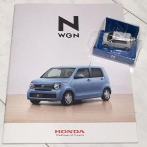 ホンダ N WGN LED カーキーホルダー