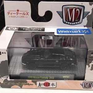 1/64 M2 MACHINES AUTO JAPAN Z432 only at WALMART