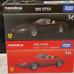トミカ プレミアム 36番 フェラーリ 365 GTS4