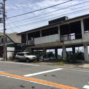 〇〇山のでんき自動車博物館~廃墟?