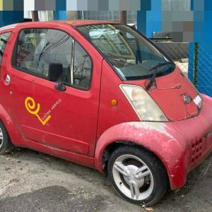 日産初の自社生産した軽自動車 ハイパーミニ