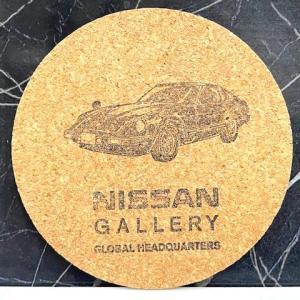 日産グローバル本社ギャラリーオリジナル フェアレディZ (S130) コースター