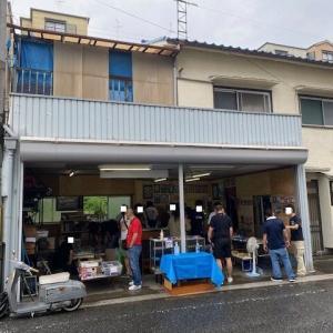 大坂南部で開催されたミニカーイベント