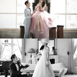 チョンジン、新婦を公開・・・結婚式に神話の完全体で集まった