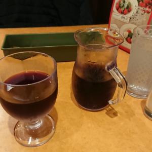 赤ワインおひとつ…
