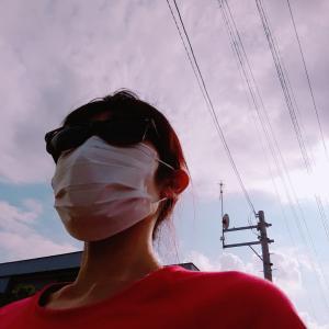 暑いですね(。´Д⊂)