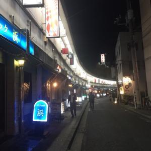 憧れの大岡川沿いの飲食街「都橋商店街」