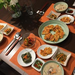 韓国料理な家ごはん