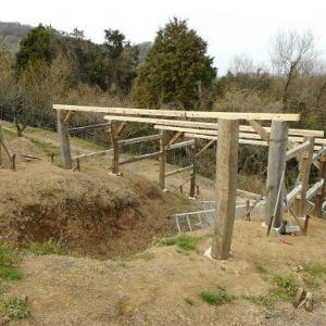 北窯上屋、建設⑥