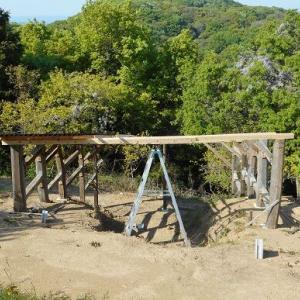北窯上屋、建設⑨