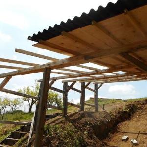 北窯上屋、建設⑩