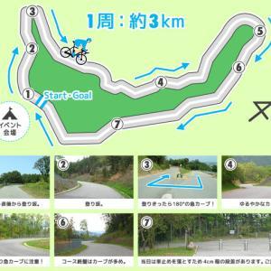 サイクルロードレース in 播磨中央公園 2020