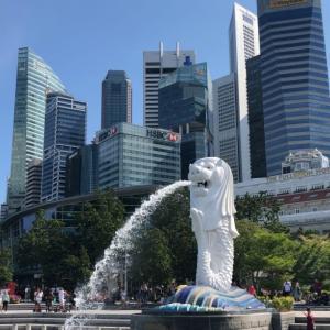 シンガポール経由の旅③ シンガポール定番