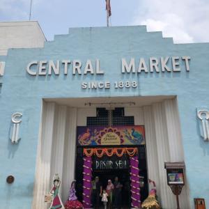 マレーシア旅行③セントラルマーケット