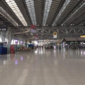 4ヶ月ぶりのスワンナプーム空港(2020年6月)