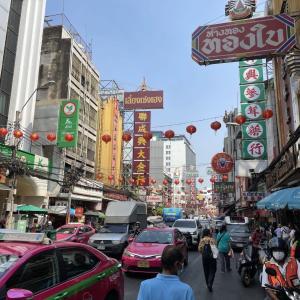 タイ中華街 2021(ヤワラート)