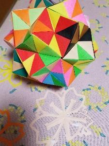 折り紙でくす