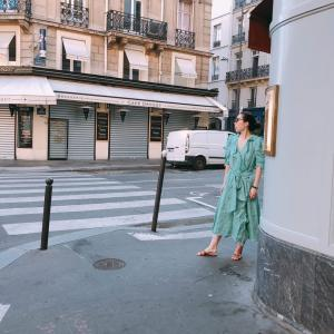 EMIKO STYLE PARIS流 プロデュース企画 2021S/S