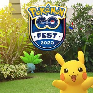 【ポケモンGO】本日「GoFestメイクアップイベント」が開始!GOフェス不具合の補填イベント!【11-14時】