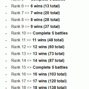 【ポケモンGO】GBLシーズン6は「勝数だけでランク20まで行ける」事が判明…!ライト勢もこれで安心?