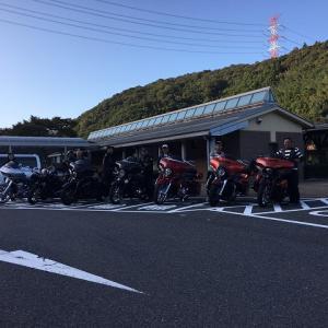 岩国~益田~角島ツー(^o^)