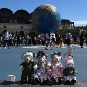 東京ディズニーシーに行きました