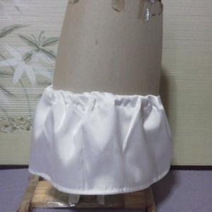 メイちゃんの アンダースカートができました