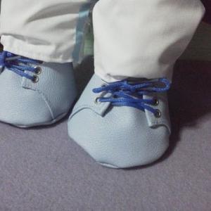 ボクのお靴ができました