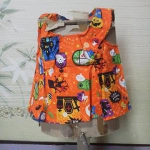 クッキーたんの ハロウィンのお洋服ができました