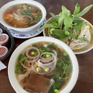 ホームデポのガーデン♡美味しいベトナムのフォー♡