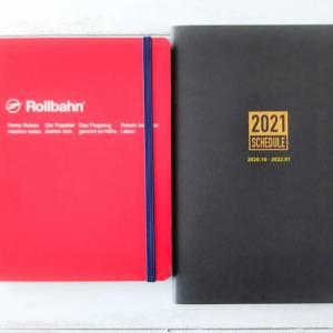 制作ノートと年賀状はんこはじめました。