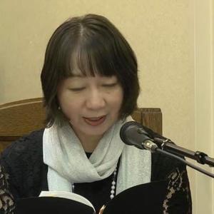 詩人の堤江実さんが旅立たれました。