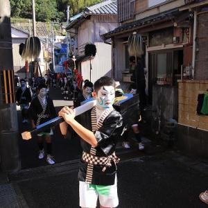 木本まつり(その1)(撮影:10月13日)
