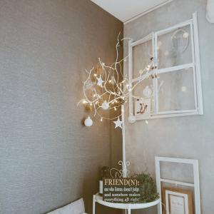 シンプルなクリスマスツリー