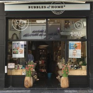 ベルギー生まれの自然派石鹸Bubbles at Home