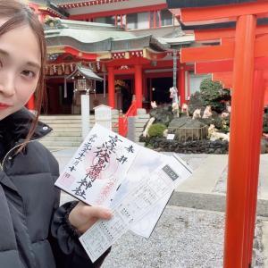 京浜伏見稲荷神社⛩ 宝生麻佑( ・ᴗ・ )