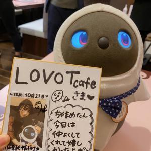 LOVOTcafe♪宮内桃子