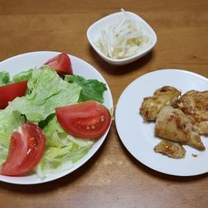 鶏むね肉のバターしょうゆ焼き