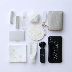 【What's in my bag】着物でおでかけ バッグの中身