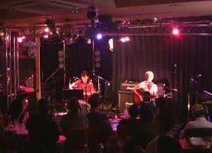 2019/09/07 Mariana-Cafe  Acoustic Live (Club Aikawa)