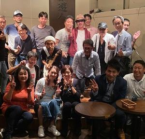 2019/10/19 我楽遊人 Rock Night (Jam Session)