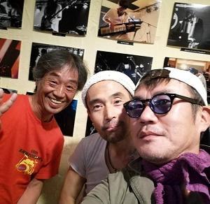 2019/10/20 心斎橋 FootRock&BEERS  (ぼっち&悪子ブラザーズ)