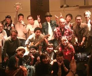 2019/11/16 我楽遊人 Rock Night (Jam Session)