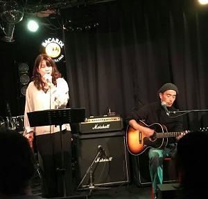 2019/12/06 茨木 Mariana-Cafe (Club Aikawa)