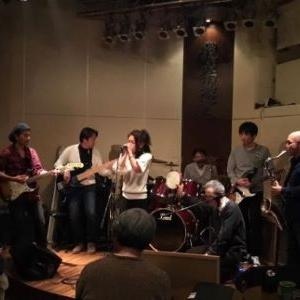 2020/01/18 我楽遊人 Rock Night (Jam Session)