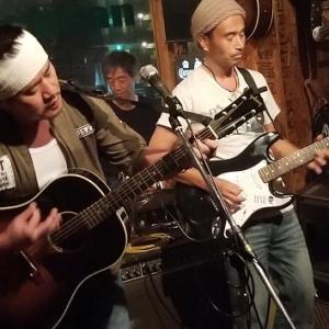 2019/08/24 茨木 Live Bar Vaughan  ~君はスポットライトの中で~ (ぼっち&悪子ブラザーズ)