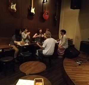 2019/08/28 我楽遊人 No Over Time Work Day (Club Aikawa)
