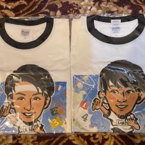 森脇くん&今井くんシャツ可愛すぎる!